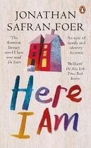 Couverture du livre « HERE I AM » de Jonathan Safra Foer aux éditions Adult Pbs