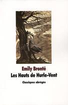Couverture du livre « Les hauts de Hurle-Vent » de Emily Jane Brontë aux éditions Ecole Des Loisirs