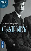 Couverture du livre « Gatsby » de Francis Scott Fitzgerald aux éditions Pocket