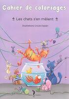 Couverture du livre « Les Chats S'En Melent » de Ursula Dejean aux éditions Nephelees