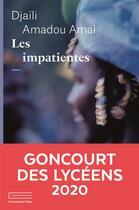 Couverture du livre « Les impatientes » de Djaïli Amadou Amal aux éditions Emmanuelle Collas