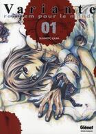 Couverture du livre « Variante t.1 » de Iqura Sugimoto aux éditions Glenat