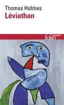 Couverture du livre « Leviathan » de Thomas Hobbes aux éditions Gallimard
