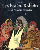 Couverture du livre « Le chat du rabbin t.4 ; le paradis terrestre » de Joann Sfar aux éditions Dargaud