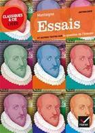 Couverture du livre « Essais et autres textes sur la question de l'homme » de Michel De Montaigne aux éditions Hatier