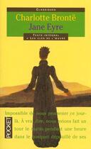 Couverture du livre « Jane Eyre » de Emily Jane Brontë aux éditions Pocket