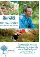 Couverture du livre « The transition starts here, now and together » de Rob Hopkins aux éditions Actes Sud