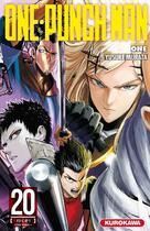 Couverture du livre « One-Punch Man T.20 » de Yusuke Murata et One aux éditions Kurokawa