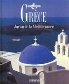 Couverture du livre « Grece » de Crescimbene Simonett aux éditions La Martiniere