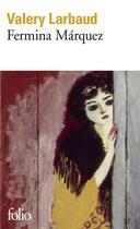 Couverture du livre « Fermina Márquez » de Valery Larbaud aux éditions Gallimard