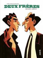 Couverture du livre « Deux frères » de Gabriel Ba et Fabio Moon aux éditions Urban Comics