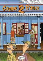 Couverture du livre « Goyave 2 france t.2 » de Sebastien Gannat aux éditions Orphie