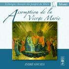 Couverture du livre « Assomption de la vierge marie » de Gouzes A aux éditions Studio Sm