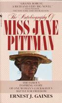 Couverture du livre « The Autobiography of Miss Jane Pittman » de Ernest J. Gaines aux éditions Epagine