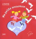 Couverture du livre « Ma petite amoureuse » de Jo Hoestland et David Merveille aux éditions Milan