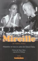Couverture du livre « Mireille » de Frederic Mistral aux éditions Transbordeurs
