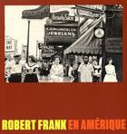 Couverture du livre « En Amérique » de Robert Frank aux éditions Steidl