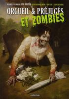 Couverture du livre « Orgueil et préjugés et zombies » de Cliff Richards et Seth Grahame-Smith aux éditions Casterman