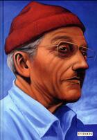 Couverture du livre « Cousteau » de Laureen Boyssou aux éditions Steinkis