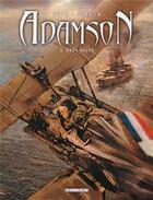 Couverture du livre « Adamson t.3 ; über alles » de Carlos Puerta et Pierre Veys aux éditions Delcourt