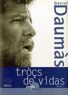 Couverture du livre « Tessons de vies » de Daniel Daumas aux éditions Parole