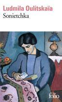 Couverture du livre « Sonietchka » de Lioudmila Oulitskaia aux éditions Gallimard