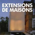 Couverture du livre « Extensions de maisons » de Carles Broto aux éditions Links