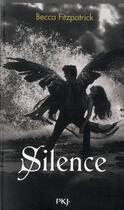 Couverture du livre « Silence » de Becca Fitzpatrick aux éditions Pocket Jeunesse