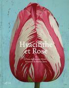 Couverture du livre « Hyacinthe et Rose » de Francois Morel et Martin Jarrie aux éditions Thierry Magnier