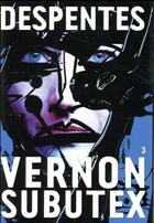 Couverture du livre « Vernon Subutex T.3 » de Virginie Despentes aux éditions Grasset Et Fasquelle