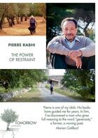 Couverture du livre « The power of restraint » de Pierre Rabhi aux éditions Actes Sud