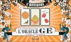 Couverture du livre « L'oracle Gé ; le coffret » de Gerard Barbier aux éditions Trajectoire