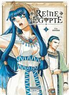 Couverture du livre « Reine d'Egypte T.2 » de Chie Inudoh aux éditions Ki-oon