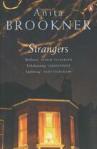 Couverture du livre « STRANGERS » de Anita Brookner aux éditions Penguin Books Uk