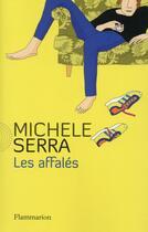 Couverture du livre « Les affalés » de Michele Serra aux éditions Flammarion