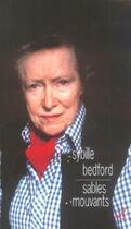 Couverture du livre « Sables mouvants » de Sybille Bedford aux éditions Christian Bourgois