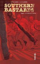 Couverture du livre « Southern bastards T.1 ; ici repose un homme » de Jason Latour et Jason Aaron aux éditions Urban Comics