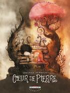 Couverture du livre « Coeur de pierre » de Jeremie Almanza et Severine Gauthier aux éditions Delcourt