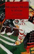 Couverture du livre « Menahem-Mendi le rêveur » de Sholem Aleikhem aux éditions Rivages