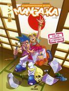 Couverture du livre « Chroniques d'un manga-ka t.1 » de Christophe Cazenove et Fairhid Zerriouh aux éditions Cleopas