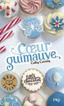 Couverture du livre « Les filles au chocolat t.2 ; coeur guimauve » de Cathy Cassidy aux éditions Pocket Jeunesse