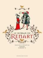 Couverture du livre « Roman de Renart » de Gerard Lomenech aux éditions Ouest France