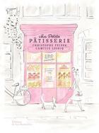 Couverture du livre « Ma petite pâtisserie » de Christophe Felder et Camille Lesecq aux éditions La Martiniere