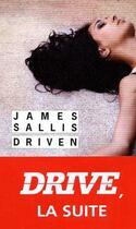 Couverture du livre « Driven » de James Sallis aux éditions Rivages