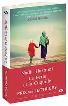 Couverture du livre « La perle et la coquille » de Nadia Hashimi aux éditions Milady Romans
