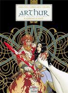 Couverture du livre « Arthur t.6 ; Gereint et Enid » de David Chauvel et Jerome Lereculey et Simon aux éditions Delcourt