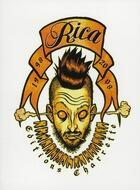 Couverture du livre « Rica 1998-2008 » de Rica aux éditions Charrette