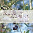 Couverture du livre « Un dejeuner de soleil en italie » de Edda Onorato aux éditions Altal