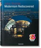 Couverture du livre « Shulman modernism rediscovered » de Pierluigi Serraino aux éditions Taschen