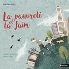 Couverture du livre « Explique moi... la pauvreté et la faim » de Louise Spilsbury et Hanane Kai aux éditions Nathan